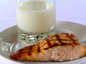 Vitamin D is linked to heart health as well as bone health and cancer. Best food sources are fish and non-fat dairy