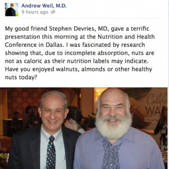 Dr. Weil and Dr. Devries