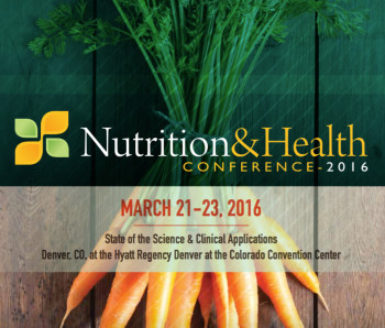 Nutrition and Health Conference Pic